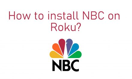 How to Activate and Watch NBC on Roku