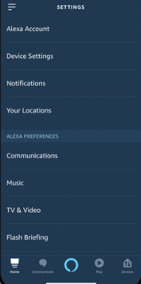 Select TV and Video