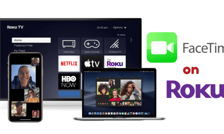 How to Make Facetime Calls on Roku