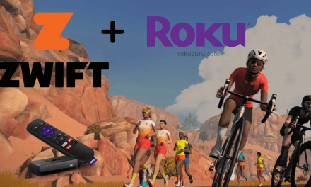 How to Install Zwift on Roku Connected TV