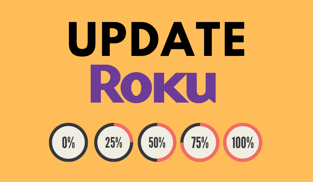 How to Update Roku Firmware to the Latest Version