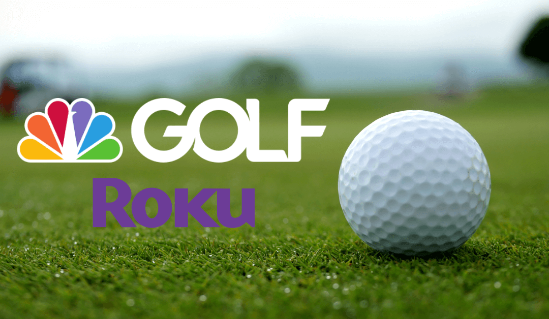 How to Watch/Stream Golf Channel on Roku