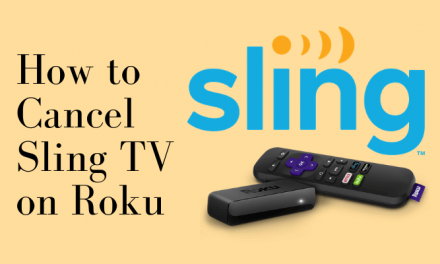 How to Cancel Sling TV Subscription on Roku