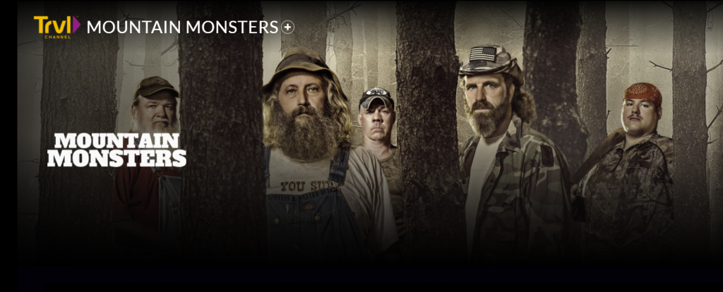 How to Watch Mountain Monsters on Roku Device / TV