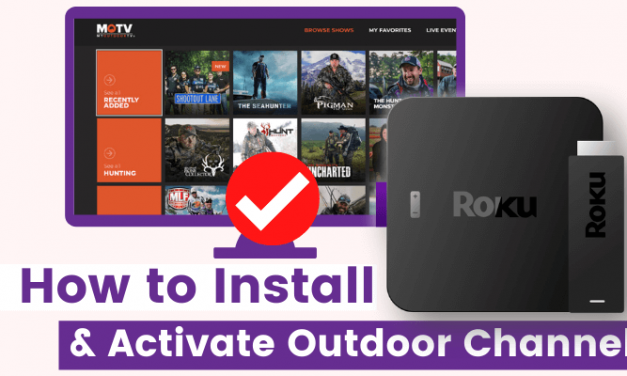 How to Watch The Outdoor Channel on Roku