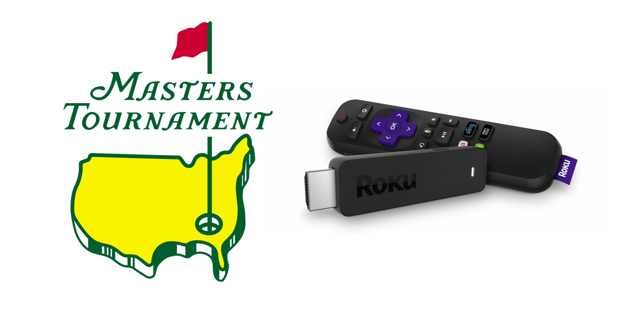 How to Watch The Masters Golf Tournament on Roku