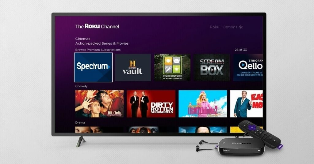 How to Cancel Spectrum TV subscription on Roku