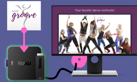 How to Add and Stream Body Groove on Roku