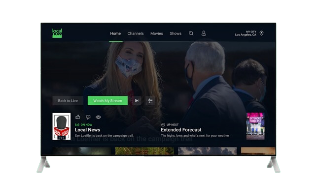 Local Now on Roku