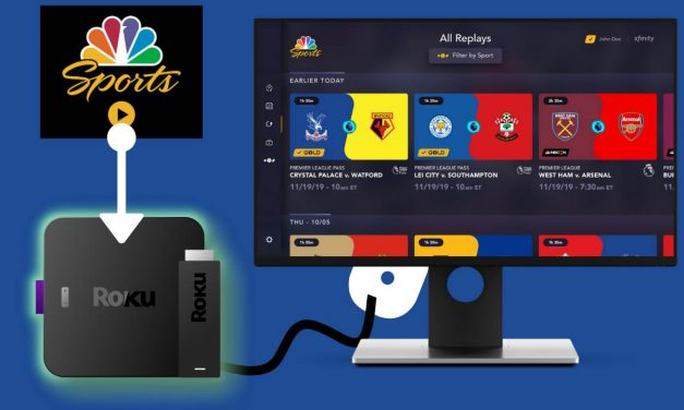 How to Add and Activate NBC Sports on Roku