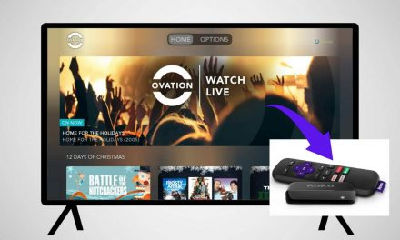 How to Install and Activate Ovation NOW on Roku