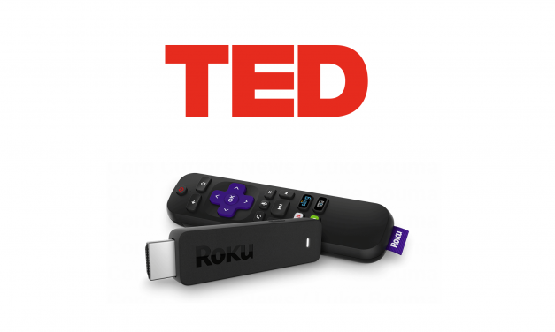 How to Add and Activate TED on Roku
