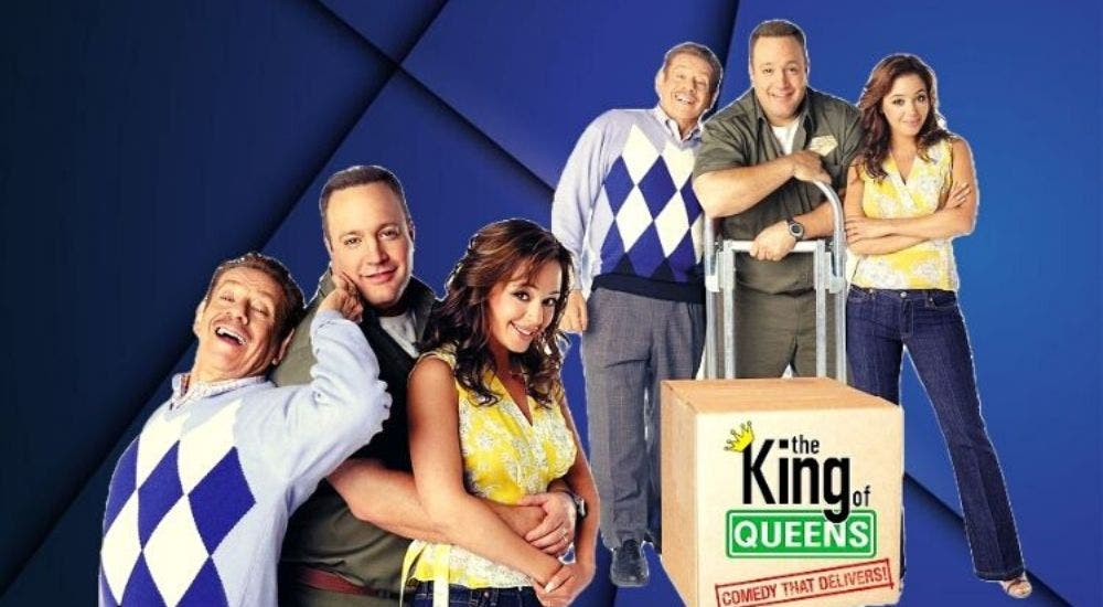 How to Stream The King of Queens on Roku