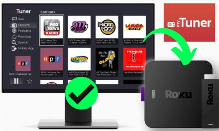 How to Listen to myTuner Radio on Roku
