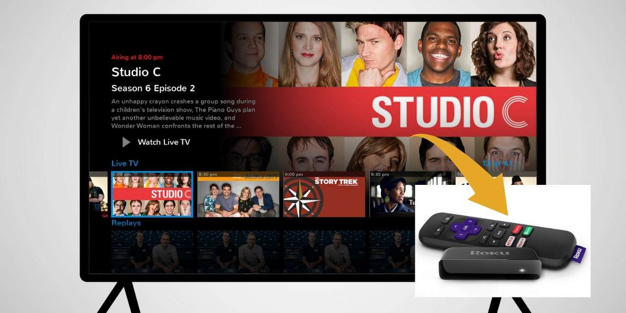 How to Add and Watch BYUtv on Roku