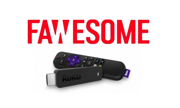 How to Add and Stream Fawesome on Roku