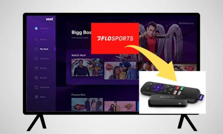 How to Add and Activate FloSports on Roku