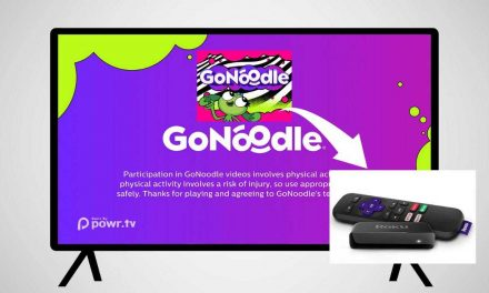 How to Install and Stream GoNoodle on Roku