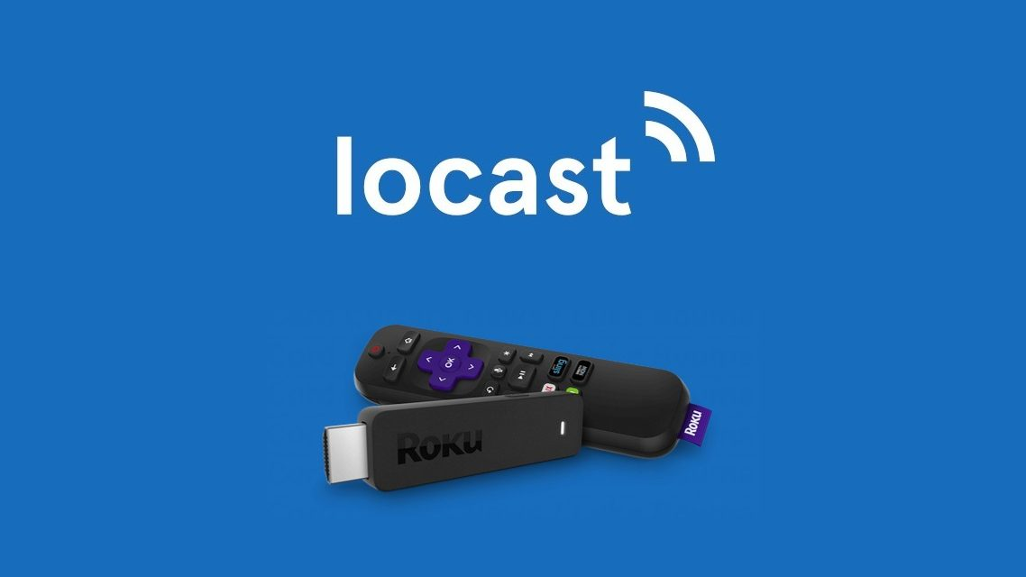 How to Add and Stream Locast on Roku