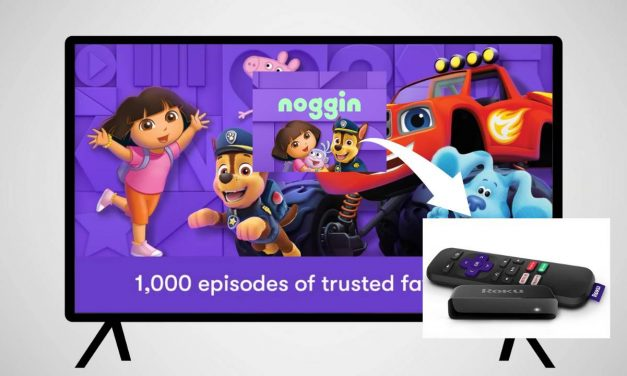How to Add and Stream NOGGIN on Roku