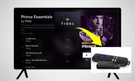 How to Install And Activate TIDAL on Roku