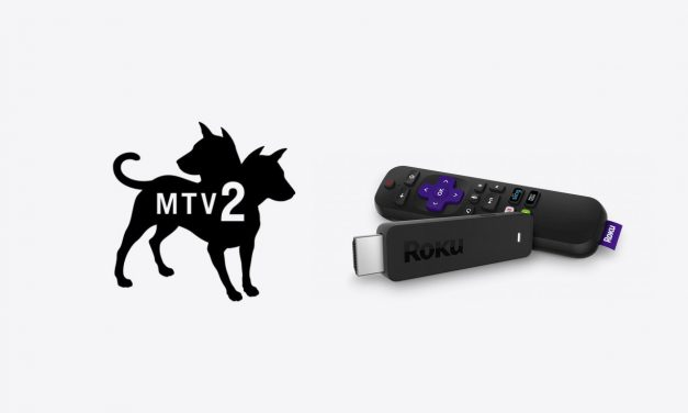 How to Add and Stream MTV2 on Roku