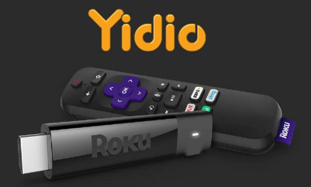 How to Install and Watch Yidio on Roku