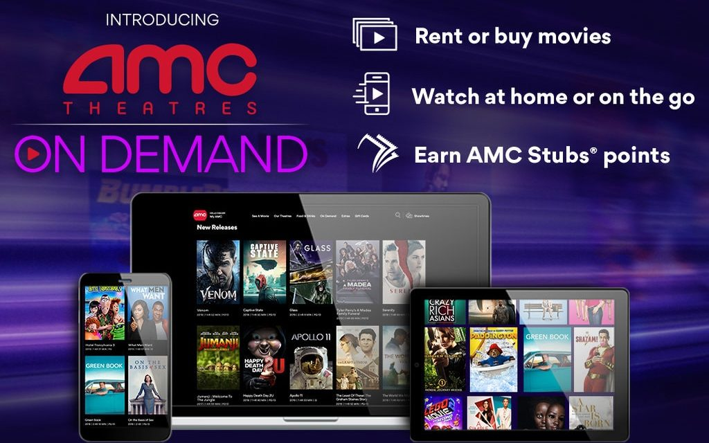 How to Watch AMC Theatres On Demand on Roku